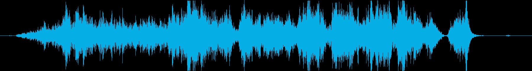 メタルスクレープ;光リングアウトと...の再生済みの波形