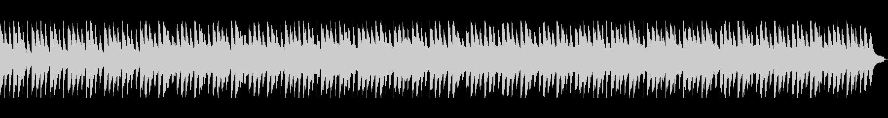 リラックス・ヒーリング ピアノの未再生の波形