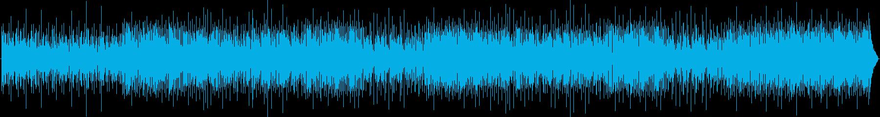 エレクトリックピアノ、ブラシ、アコ...の再生済みの波形