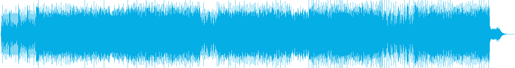 Game BGM Techno Mix Pop's reproduced waveform
