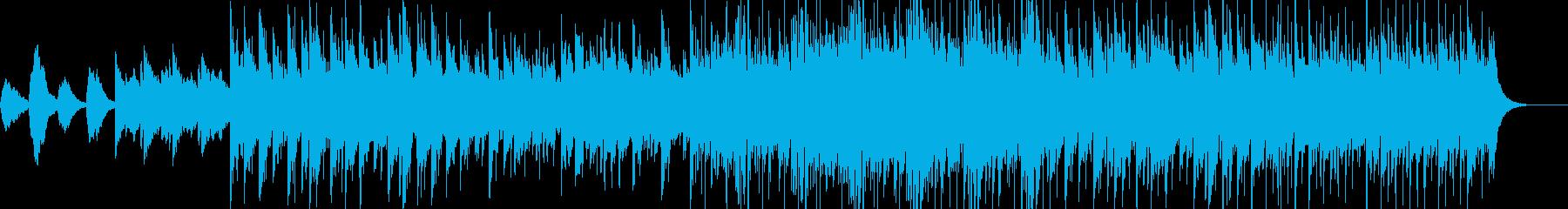 Somebodyの再生済みの波形