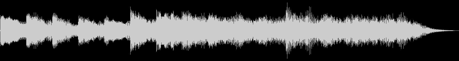 メガソフトエンディング、MUSIC...の未再生の波形