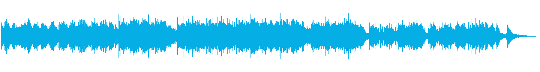 モダン 交響曲 室内楽 アクティブ...の再生済みの波形