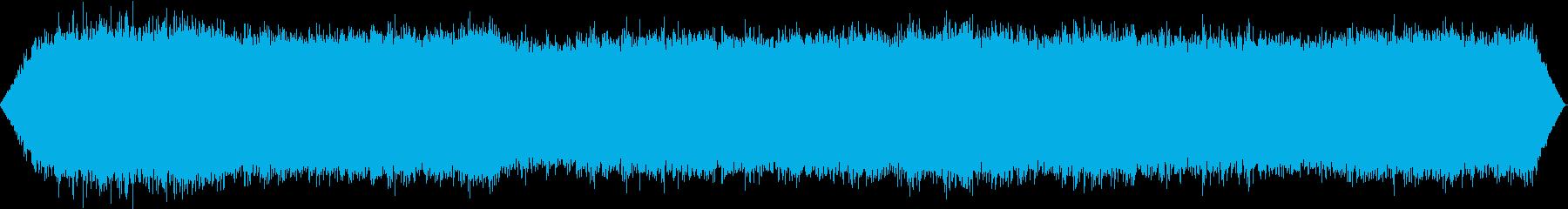 【生録音】初夏の夜の環境音 虫の声 3の再生済みの波形