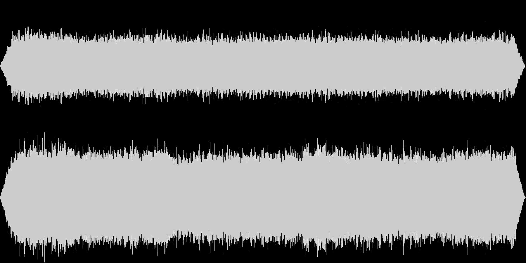 【生録音】初夏の夜の環境音 虫の声 3の未再生の波形