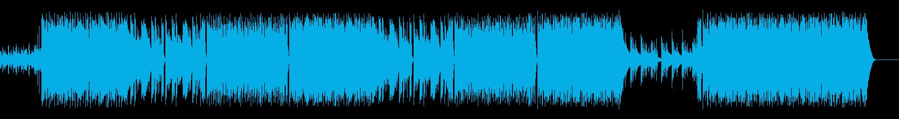 ギター/ヒップホップ/動画/弦楽器/2の再生済みの波形