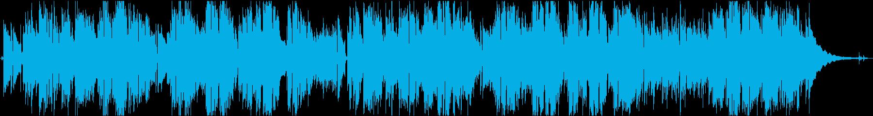 プールサイド・コーリングの再生済みの波形