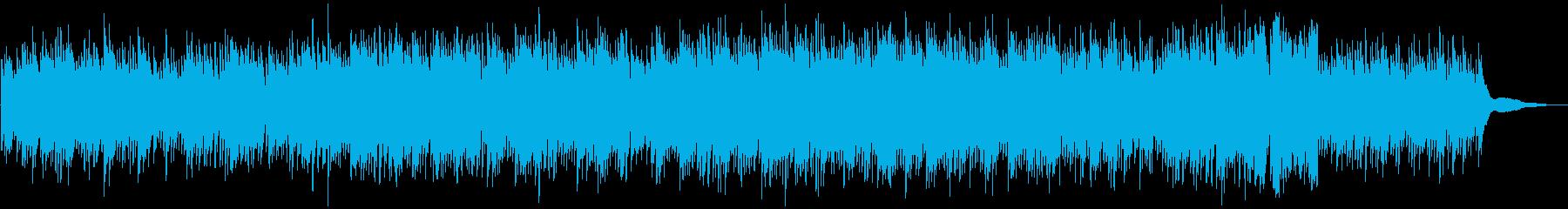 ピアノ癒しの空間で安らぎヒーリング感動的の再生済みの波形
