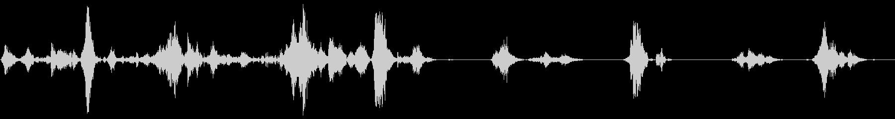 コミュニケーションスクランブルスタ...の未再生の波形