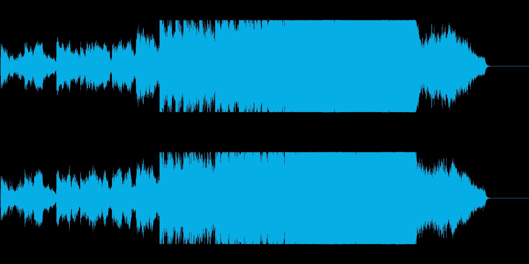 クラシック 交響曲 広い 壮大 ロ...の再生済みの波形