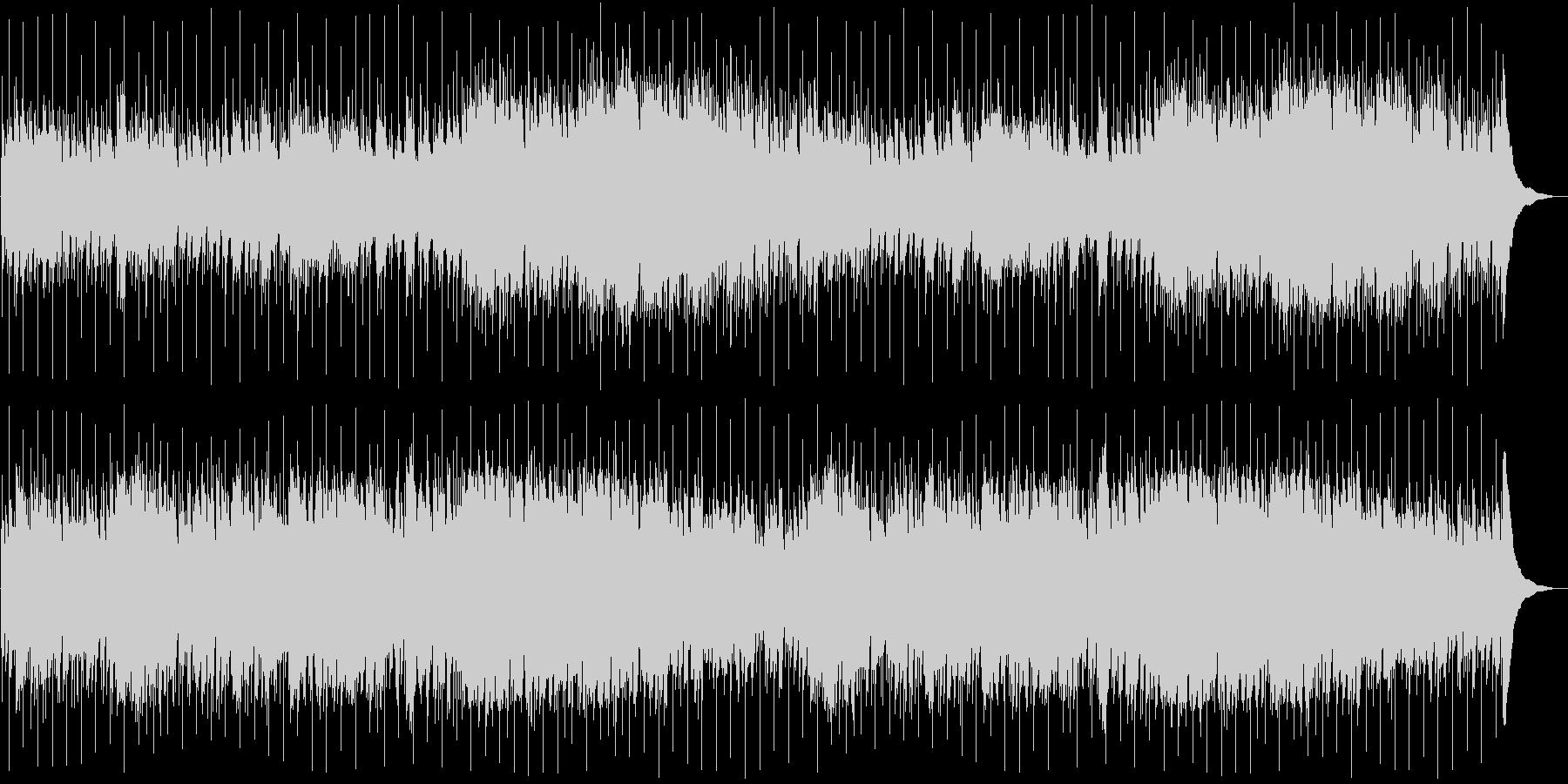 アコギが綺麗なリラックスできるポップスの未再生の波形