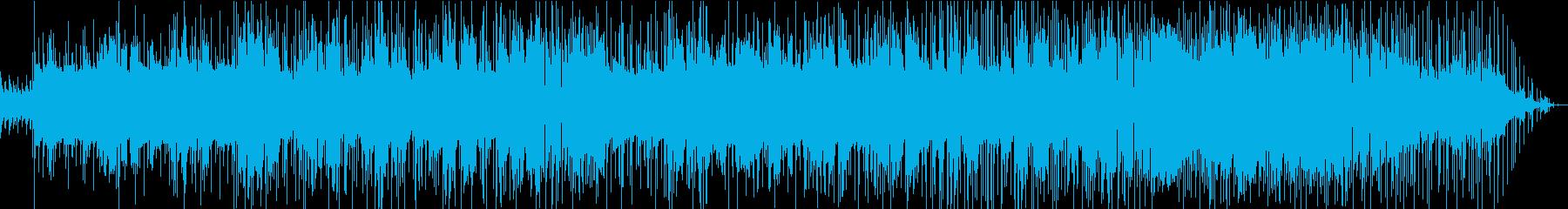 英詞オトナのレイドバック的ポップロックの再生済みの波形