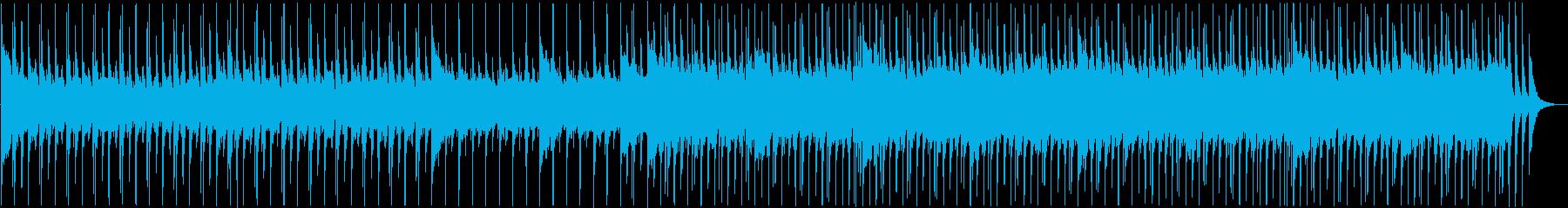 可愛い手拍子のポップス S(inst)の再生済みの波形