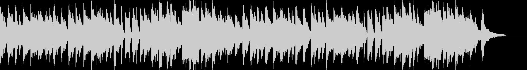 ABCの歌・きらきら星 ピアノ伴奏の未再生の波形