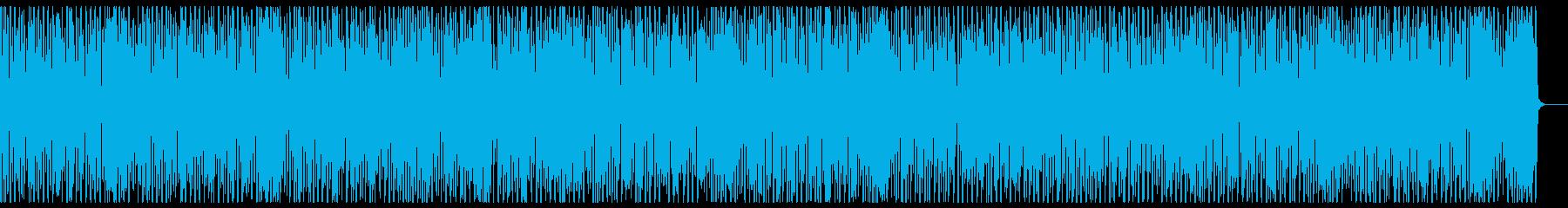 かっこいい×レトロ感 エレクトロスイングの再生済みの波形