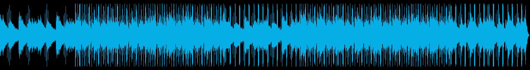 爽やか/夜景/都会_No601_1の再生済みの波形