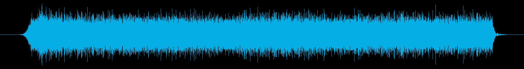 エアーダスター01-6の再生済みの波形