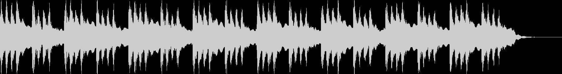 神秘的、幻想的な映像に合うBGMです。の未再生の波形