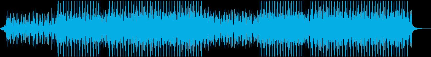 ギターポップの再生済みの波形