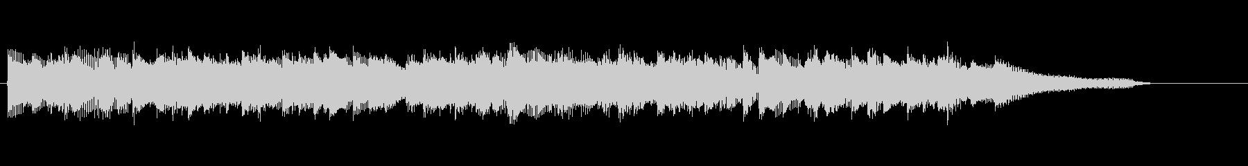 CMや映像/感動的で暖かいピアノソロ32の未再生の波形