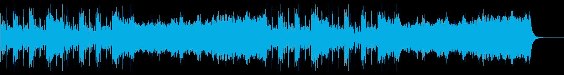少し怪しげな和風BGM/何かが始まる予感の再生済みの波形