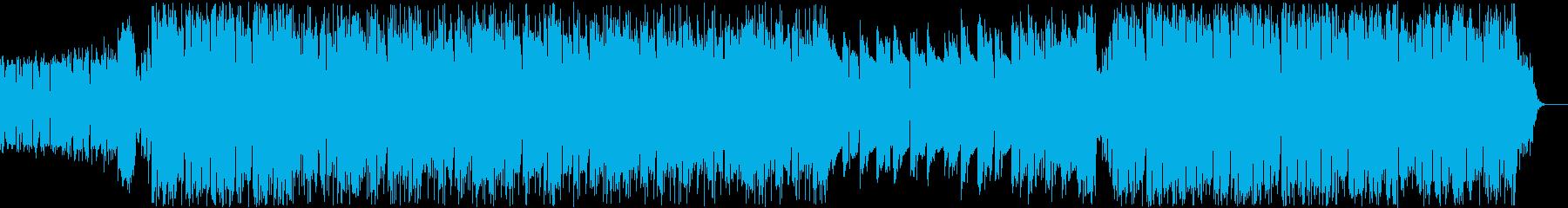 かわいいエレクトロ・ダンスポップ's reproduced waveform