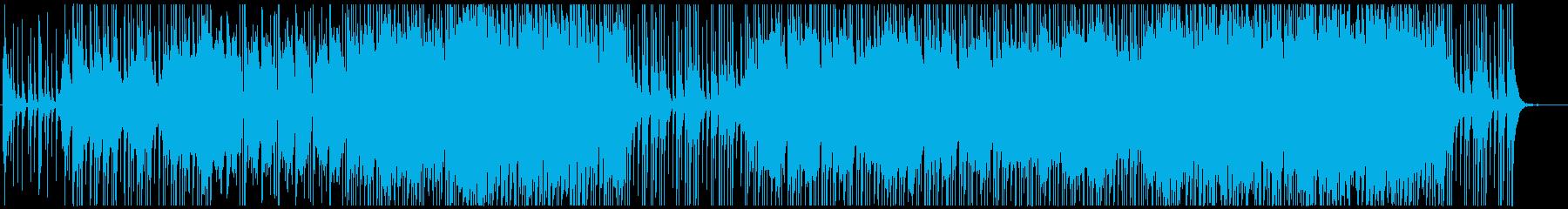 不穏なファンタジー曲 の再生済みの波形