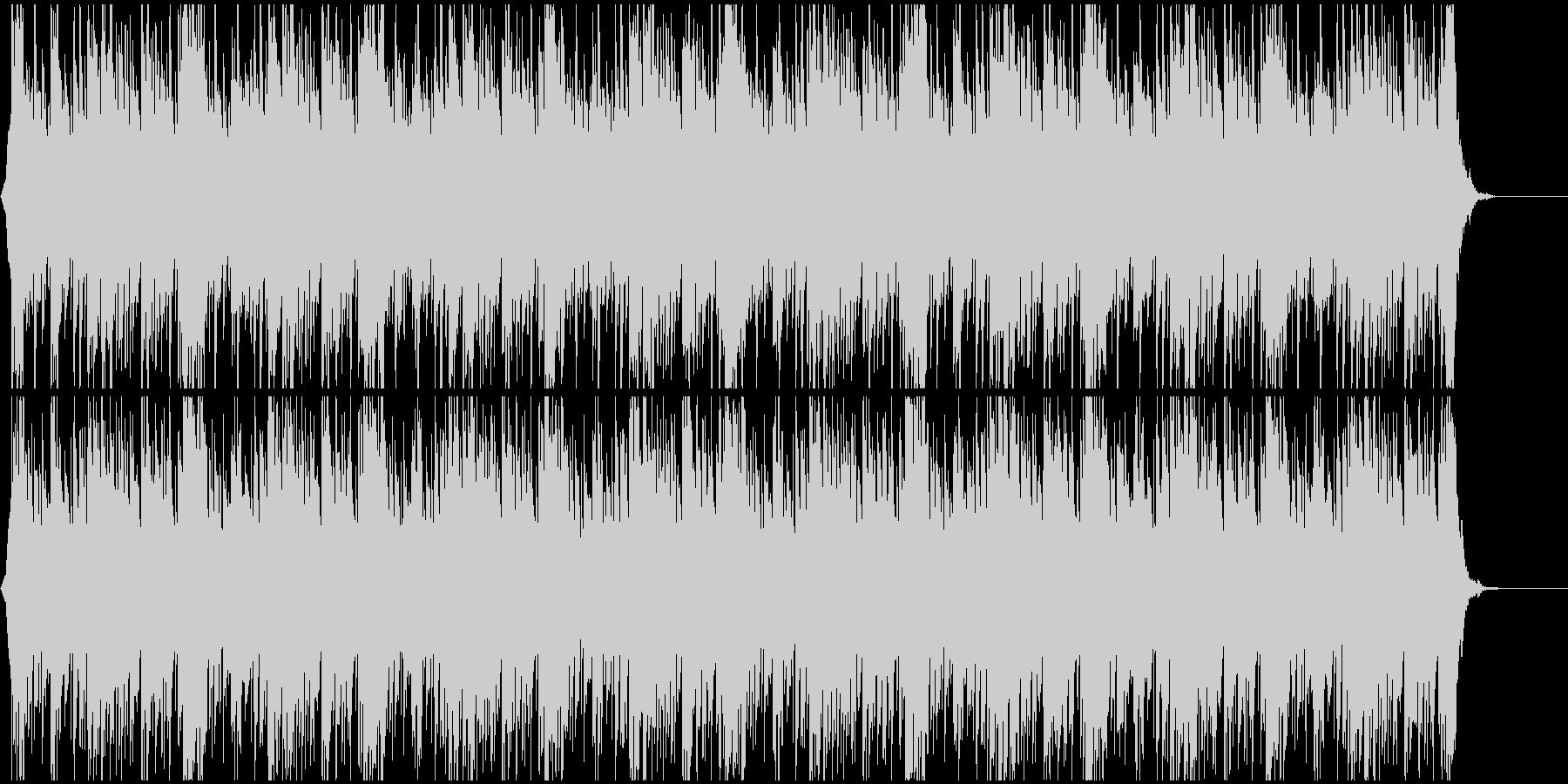 チュートリアル、神秘的、物語説明の未再生の波形