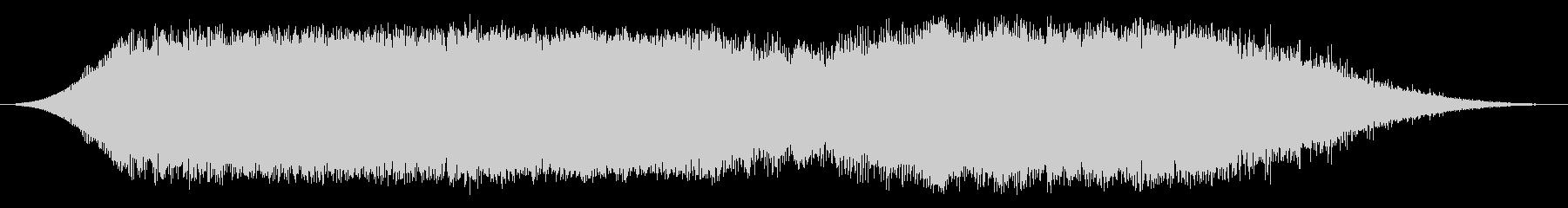 停電3の未再生の波形