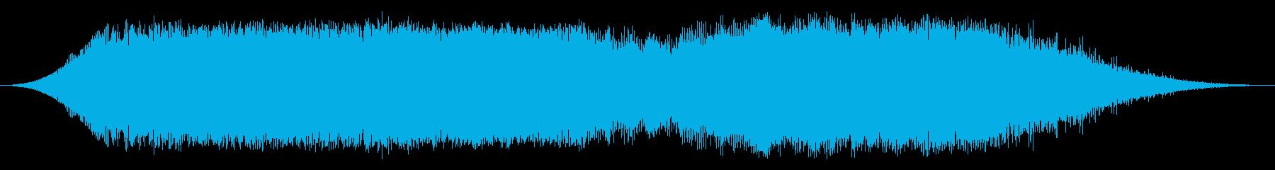 停電3の再生済みの波形