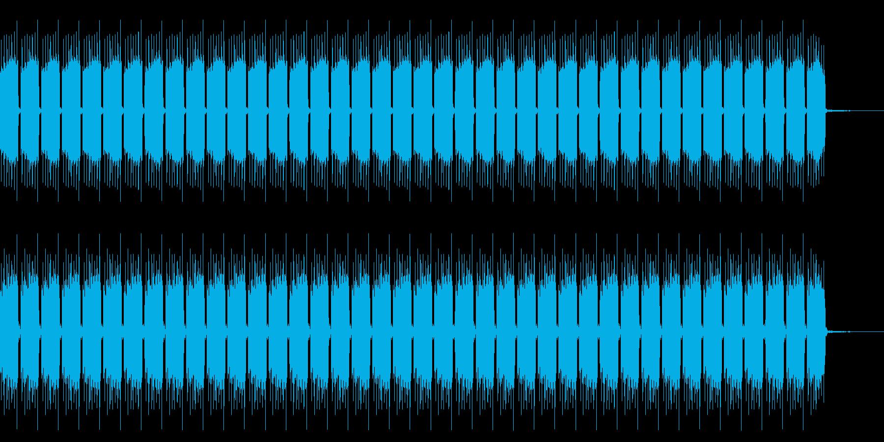 パチンコ リーチ音(ノーマル) レトロの再生済みの波形