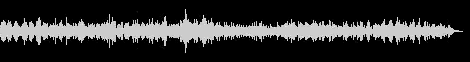 アベマリア ピアノアレンジの未再生の波形