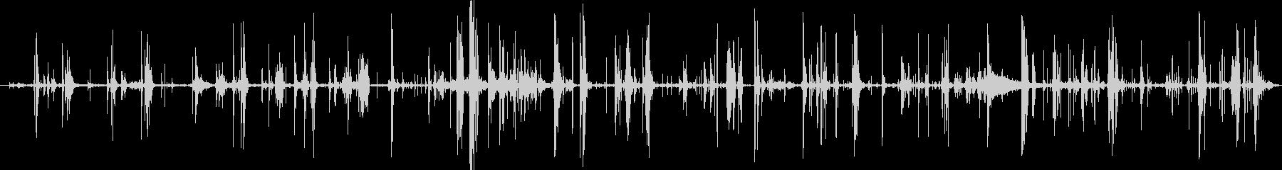 モンスター 肉食06の未再生の波形