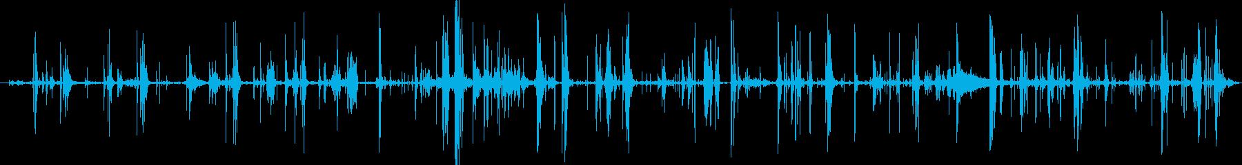 モンスター 肉食06の再生済みの波形