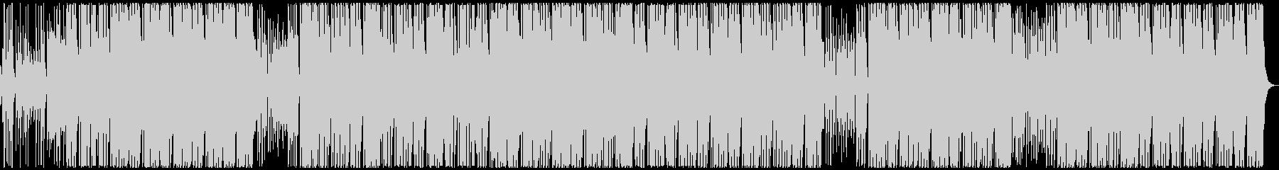 トラップ ヒップホップ レトロ 積...の未再生の波形