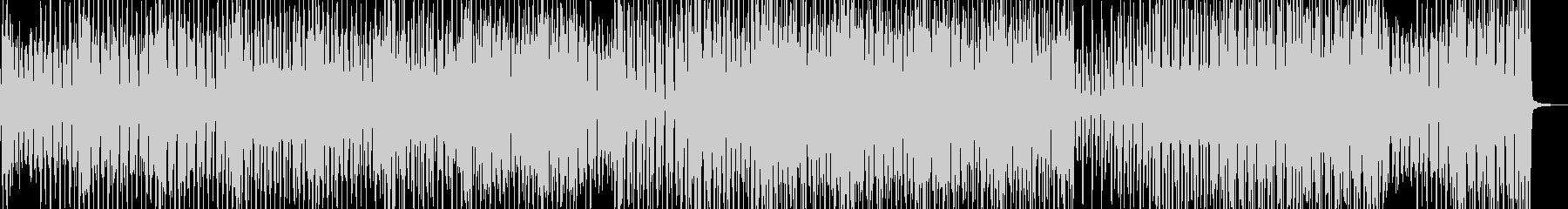 クせになるハイテンション三味線テクノ Aの未再生の波形