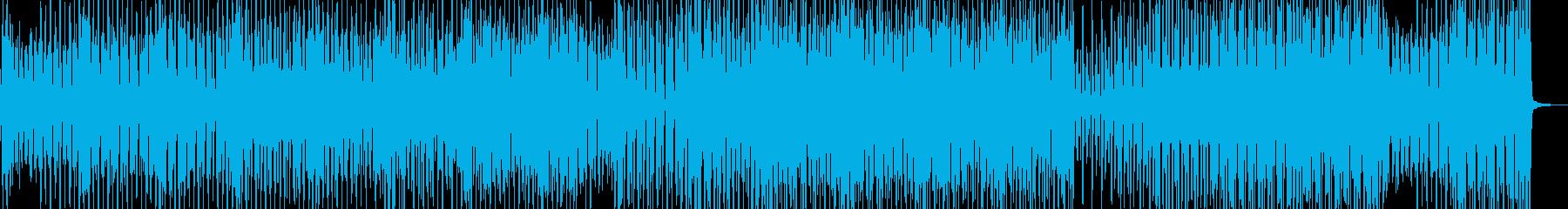 クせになるハイテンション三味線テクノ Aの再生済みの波形