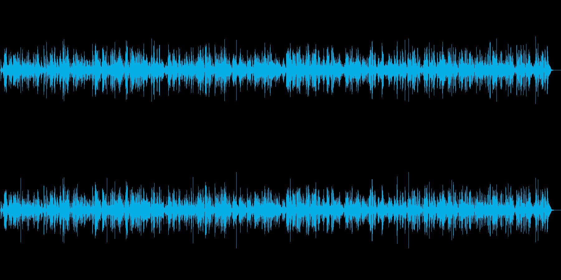 しっとりBARで聴きたい大人のバラードの再生済みの波形