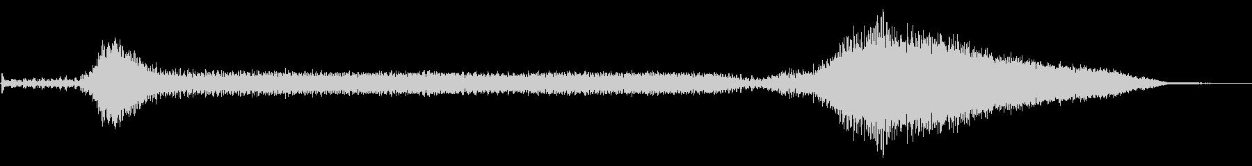 1980年代のVWビートルバグ:内...の未再生の波形