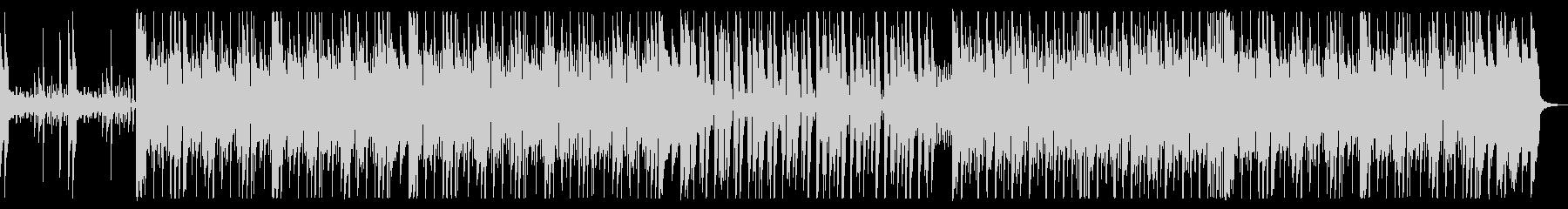 近代的で洗練されたクールなサウンドの未再生の波形