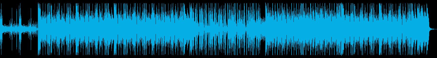 近代的で洗練されたクールなサウンドの再生済みの波形
