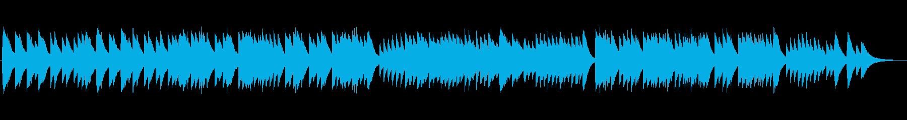 癒しのオルゴール/赤ちゃん/ペット/映像の再生済みの波形