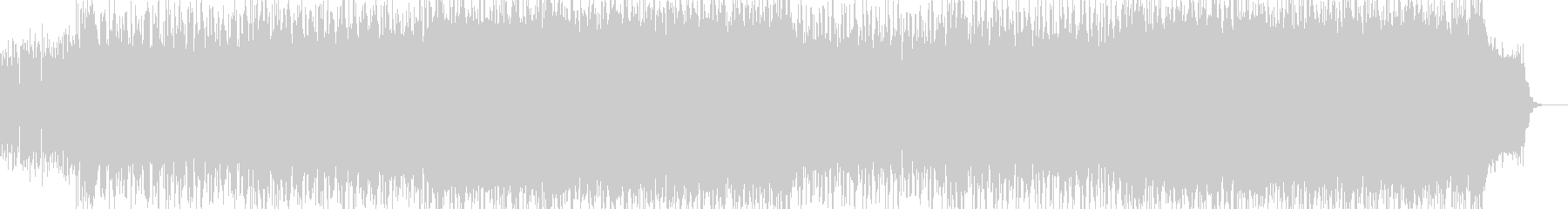 8ビートのエレクトロ、シリアス-03の未再生の波形