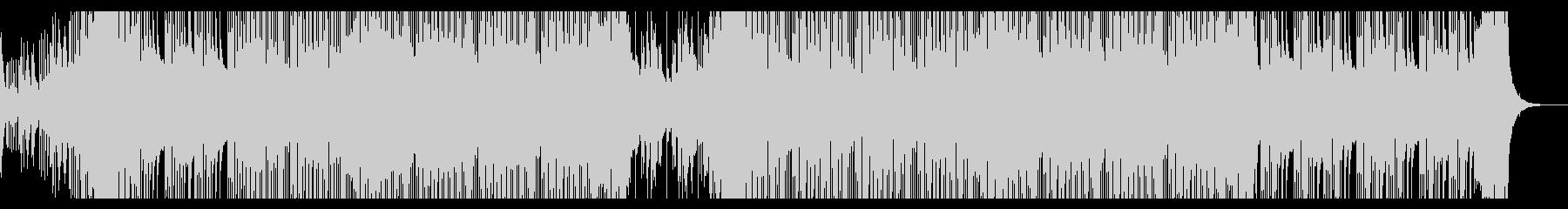 ワークアウトトラップの未再生の波形
