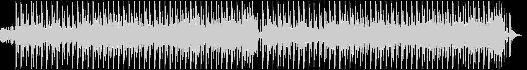 ディズニー風のBGMの未再生の波形
