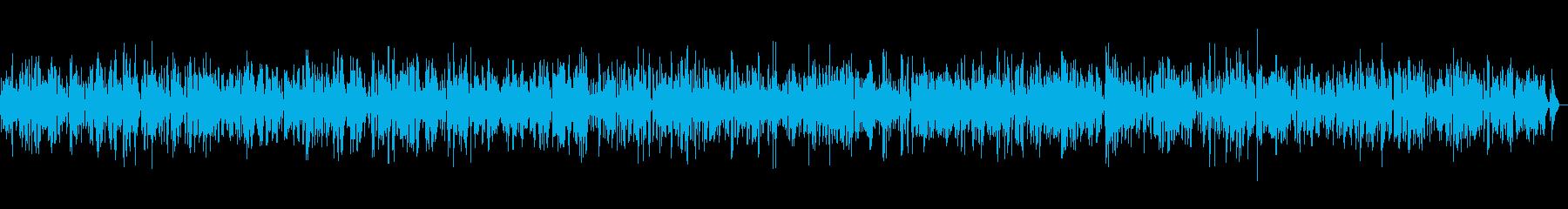 カフェBGM!ピアノジャズ&ボサノバ!の再生済みの波形