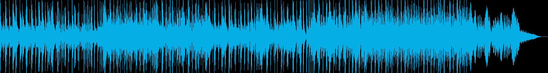カワイイ系_エレクトリックポップ01の再生済みの波形