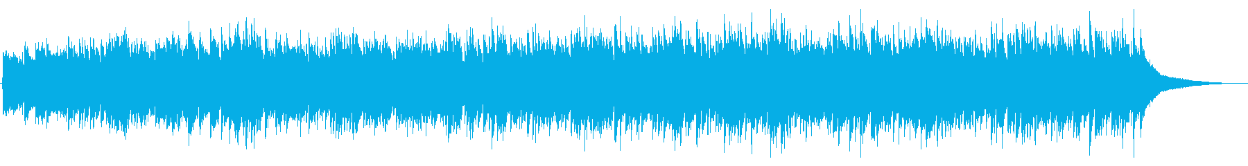 ゆったりほのぼの・自然体の日常BGMの再生済みの波形