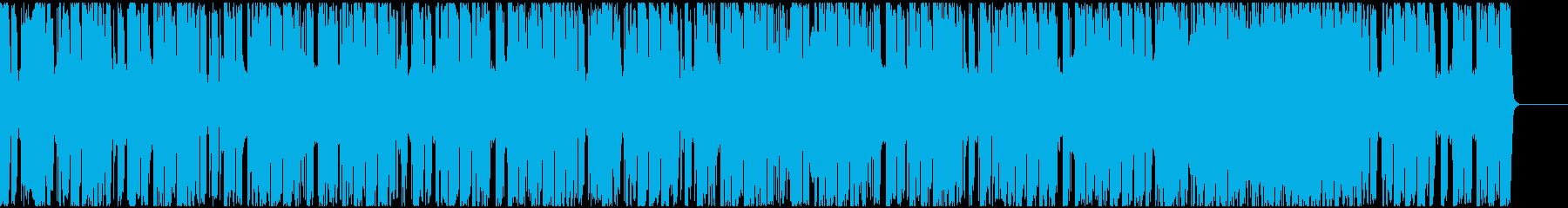 【フューチャーベース】4、ミディアム2の再生済みの波形