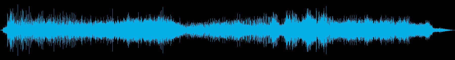サイボーグまたはクリーチャーの突然...の再生済みの波形